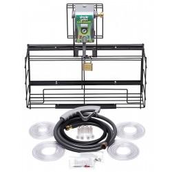Simple Green - 0800000113393 - Black Steel Wire Rack, 1 EA