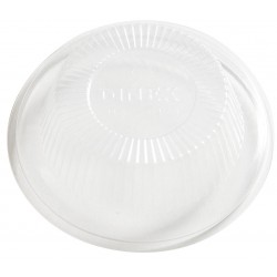Dinex / Carlisle - DX11820174 - 5 Oz Plastic Dome Hot/Cold Cup Lid, Clear; PK1000