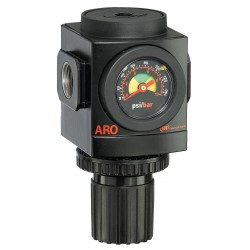 "Ingersoll-Rand - R37341-600 - 1/2"" General Purpose Air Regulator , 210 cfm Max. Flow (Regulators)"