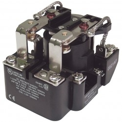 Telemecanique / Schneider Electric - 199AX-14 - 120VAC, 8-Pin Surface Open Power Relay; Electrical Connection: Screw