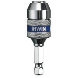 IRWIN Industrial Tool - 4935651 - 3/8 Hex Bit Holder, 1/4 Hex Shank, Overall Bit Length: 2