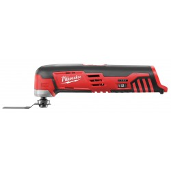 Milwaukee Electric Tool - 2426-20 - Milwaukee 2426-20 M12 12V Multi-Tool with Assorted Sanding Sheets - Bare Tool