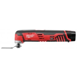 Milwaukee Electric Tool - 2426-22 - Milwaukee 2426-22 M12 12V Lithium-Ion Multi-Tool w/ Batteries