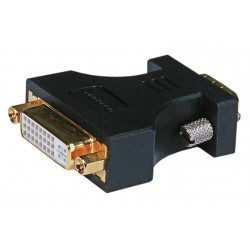 Other - 2397 - Computer Cable Adapter, VGA(HD15) Male to DVI-A Female Connector Type