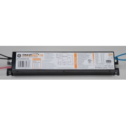 GE (General Electric) - GE232-MAX90-S60 - Electronic Ballast, 32 Max. Lamp Watts, 120/277 V, Instant Start, Bi-Level Dimming 100 to 30%