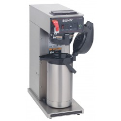 Bunn-O-Matic - CWTF AIRPOT - 102 oz. Stainless Steel Single Airpot Coffee Brewer, Stainless Steel