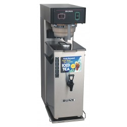 Bunn-O-Matic - TB3Q/TD4T - 3 gal. Commercial Iced Tea Brewer with Tea Dispenser, Stainless Steel