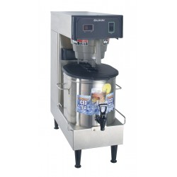 Bunn-O-Matic - TB3Q- LP - 3 gal. Low Profile Iced Tea Brewer, Stainless Steel