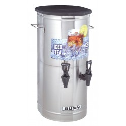 Bunn-O-Matic - TCD 2 - 2 gal. Commercial Tea Concentrate Dispenser, Stainless Steel