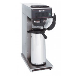 Bunn-O-Matic - CW APS - 102 oz. Stainless Steel Pourover Single Airpot Coffee Brewer, Stainless Steel
