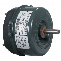 Genteq - 5KCP29CCA428S - 1/10 HP Condenser Fan Motor, Permanent Split Capacitor, 1100 Nameplate RPM, 208-230 Voltage