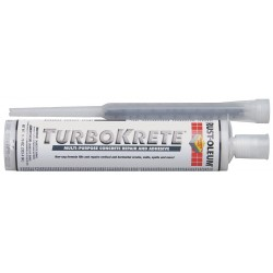Rust-Oleum - 257395 - Gray Epoxy Repair Kit, 9 oz. Size, Coverage: Not Specified