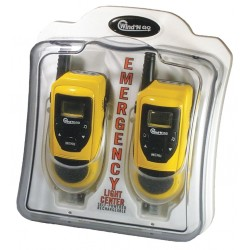 Aervoe - 7703 - Emer Lt Ctr 2 Walkie-talks/lts, Ea