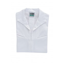 Landau Uniforms - 1140 WWY - Lab Jacket, XS, White, 29-1/2 In. L