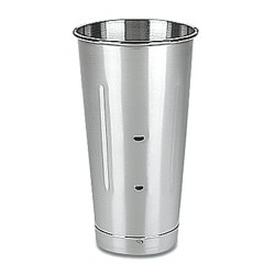 Waring - CAC20 - 4 x 7 x 4 Stainless Steel Stainless Steel Malt Cup