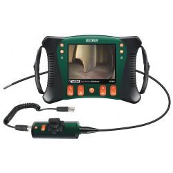 Extech Instruments - HDV640 - Extech HDV640 High Definition Articulating Videoscope Inspection Camera