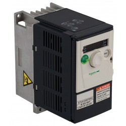 Telemecanique / Schneider Electric - ATV312H037M2 - Variable Frequency Drive, 1/2 Max. HP, 1 Input Phase AC, 240VAC Input Voltage