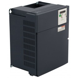 Telemecanique / Schneider Electric - ATV312HD15M3 - Variable Frequency Drive, 20 Max. HP, 3 Input Phase AC, 240VAC Input Voltage