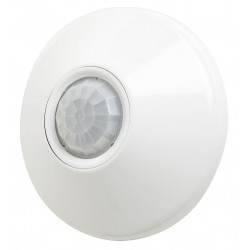 Acuity Brands Lighting - CM 10 - Occupancy Sensor, Sensor Type: Passive Infrared, Installation Type: Ceiling, 2463 sq. ft. Coverage