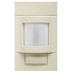 Acuity Brands Lighting - LWS PDT WH - Dual Technology Occupancy Sensor, Sensor Type: Passive Infrared/Microphonic, Installation Type: Wall