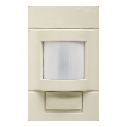 Acuity Brands Lighting - LWS WH - Occupancy Sensor, Sensor Type: Passive Infrared, Installation Type: Wall, 1200 sq. ft. Coverage