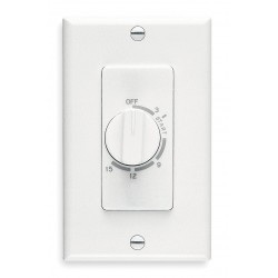 Broan-NuTone - 61W - Broan 61W Hard Wire Controller - Fan Control - White