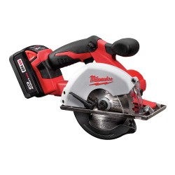 Milwaukee Electric Tool - 2682-22 - 5-3/8 Cordless Circular Saw Kit, 18.0 Voltage, 3600 No Load RPM, Battery Included