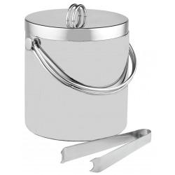 TableCraft - H303 - Double Wall Ice Bucket w Tongs