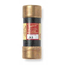 Cooper Bussmann - JKS-40 - Eaton/Bussmann Series JKS-40 Fuse, 40 Amp Class J Quick-Acting, Current-Limiting, 600V