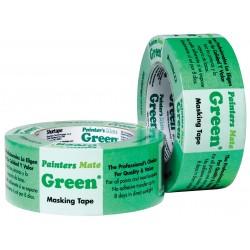 Shurtape - CP 150 - Masking Tape, 55m x 18mm, Green, 5.40 mil