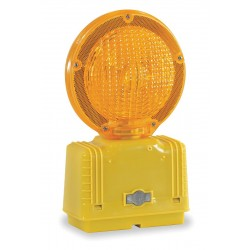 Cortina - 03-10-BLAYDC - Barricade Light, LED, 5-1/2, 6VDC