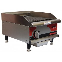 APW Wyott - GGM-18I - 26-3/4 x 18 x 15-1/2 Manual Gas Griddle