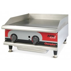 APW Wyott - GGM-24I - 26-3/4 x 24 x 15-1/2 Manual Gas Griddle