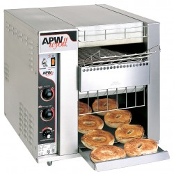 APW Wyott - BT-15-2 208V - 18 5/16 Bagel Conveyor Toaster