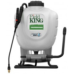 Fountainhead - 190328 - Backpack Sprayer, Polyethylene Tank Material, 4 gal., 150 psi Max Sprayer Pressure