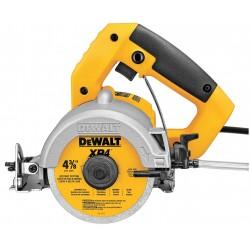 Dewalt - DWC860W - DeWALT DWC860W Heavy-Duty 4.5'' 10.8 Amp Wet/Dry Masonry Saw