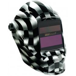 Sellstrom - S41200WC-611 - Trident Series, Auto-Darkening Welding Helmet, 9 to 13 Lens Shade, 3.80 x 1.60 Viewing Area