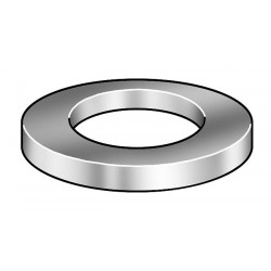 Other - 6FY49 - 0.60mm A2 Stainless Steel (Comparable to 18-8 Stainless Steel) Conical Washer with Plain Finish