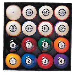 Brunswick - 51869201000 - Billiard Balls Set