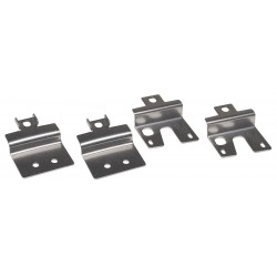 Slick Locks - FD-FVK-1 - Security Hasp Bracket Kit