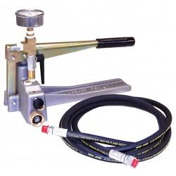 Wherify Wireless - 29200 - Hydrostatic Test Pump, Hand Operated, 300 psi