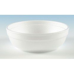 Wincup - B5 - 5 oz. Disposable Polystyrene Bowl, White; PK1000