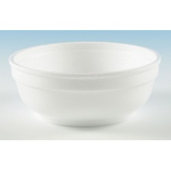 Wincup - B6 - 6 oz. Disposable Polystyrene Bowl, White; PK1000