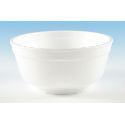 Wincup - B12 - 12 oz. Disposable Polystyrene Bowl, White; PK1000
