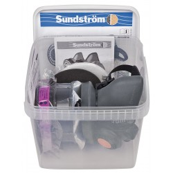 Sundstrom Safety - BASIC PACK S/M - Sundstrom(TM) SR 90-3 Half Mask Kit, S/M