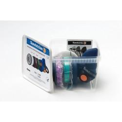 Sundstrom Safety - Anhydrous Ammonia Respirator Kit S/m - Sundstrom(tm) Sr 100 Half Mask Kit, S/m
