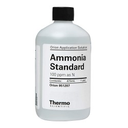 Thermo Scientific - 951207 - Ammonia Standard, 100ppm as N, 1 Pint