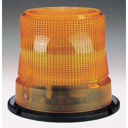 PSE Amber - 99QATMH - Strobe Light, Amber, Magnetic, Helix-Strobe