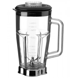 Waring - CAC23 - 6 1/4 x 9 1/2 x 6 1/4 Polycarbonate Blender Container