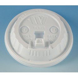 Wincup - 213680 - WinCup Cup Lid - 1000 / Carton - Black